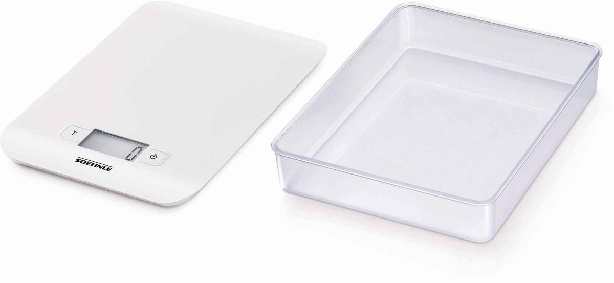 Soehnle Digitale Küchenwaage, »Compact«