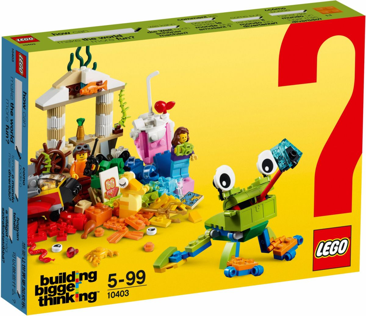 LEGO® Spaß in der Welt (1403), »LEGO® CLASSIC«