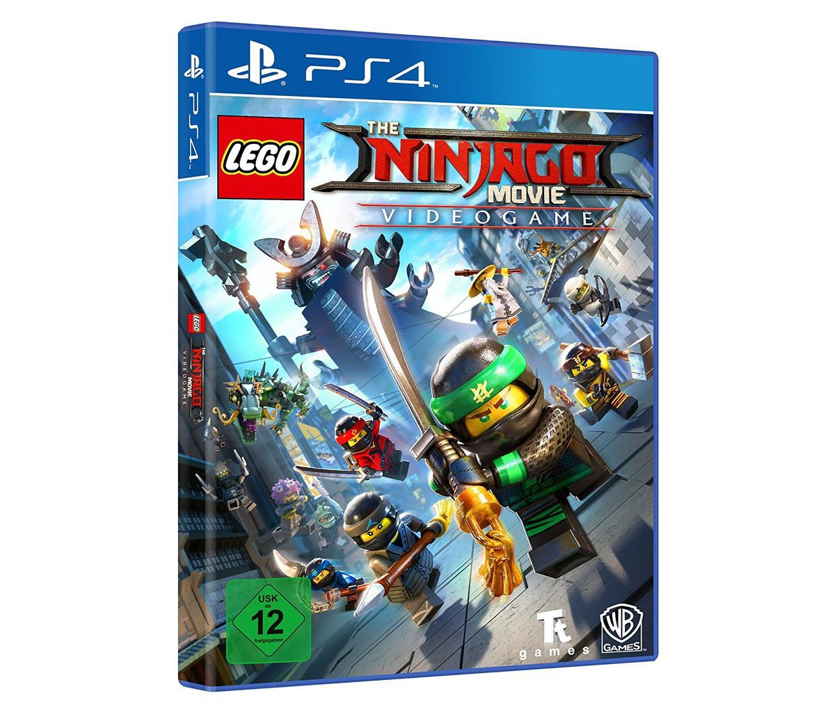 Warner Games Playstation 4 - Spiel »The LEGO Ni...