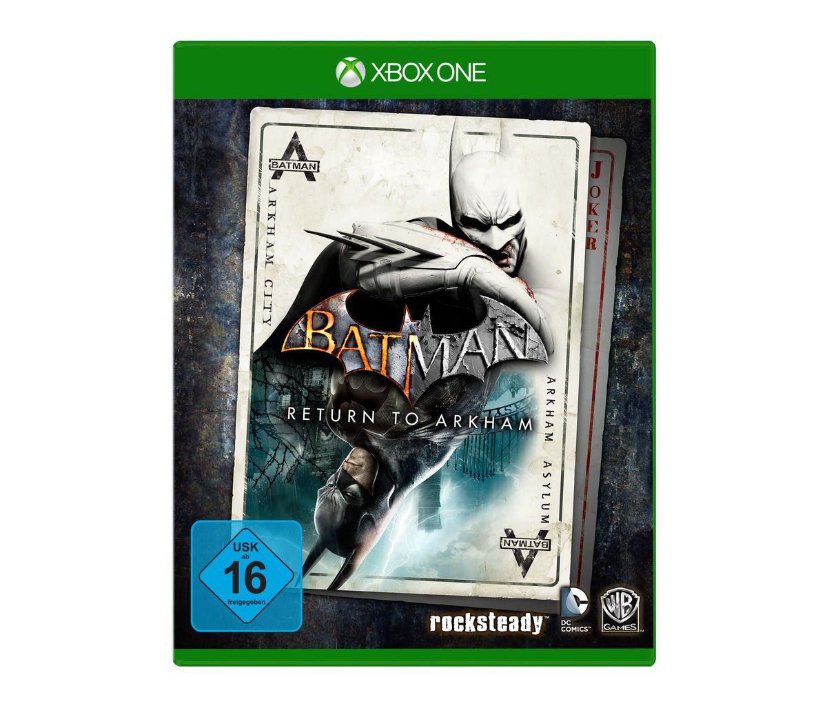 Warner Games XBOX One - Spiel »Batman: Return t...