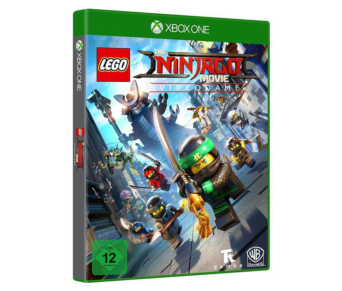 Warner Games XBOX One - Spiel »The LEGO Ninjago...