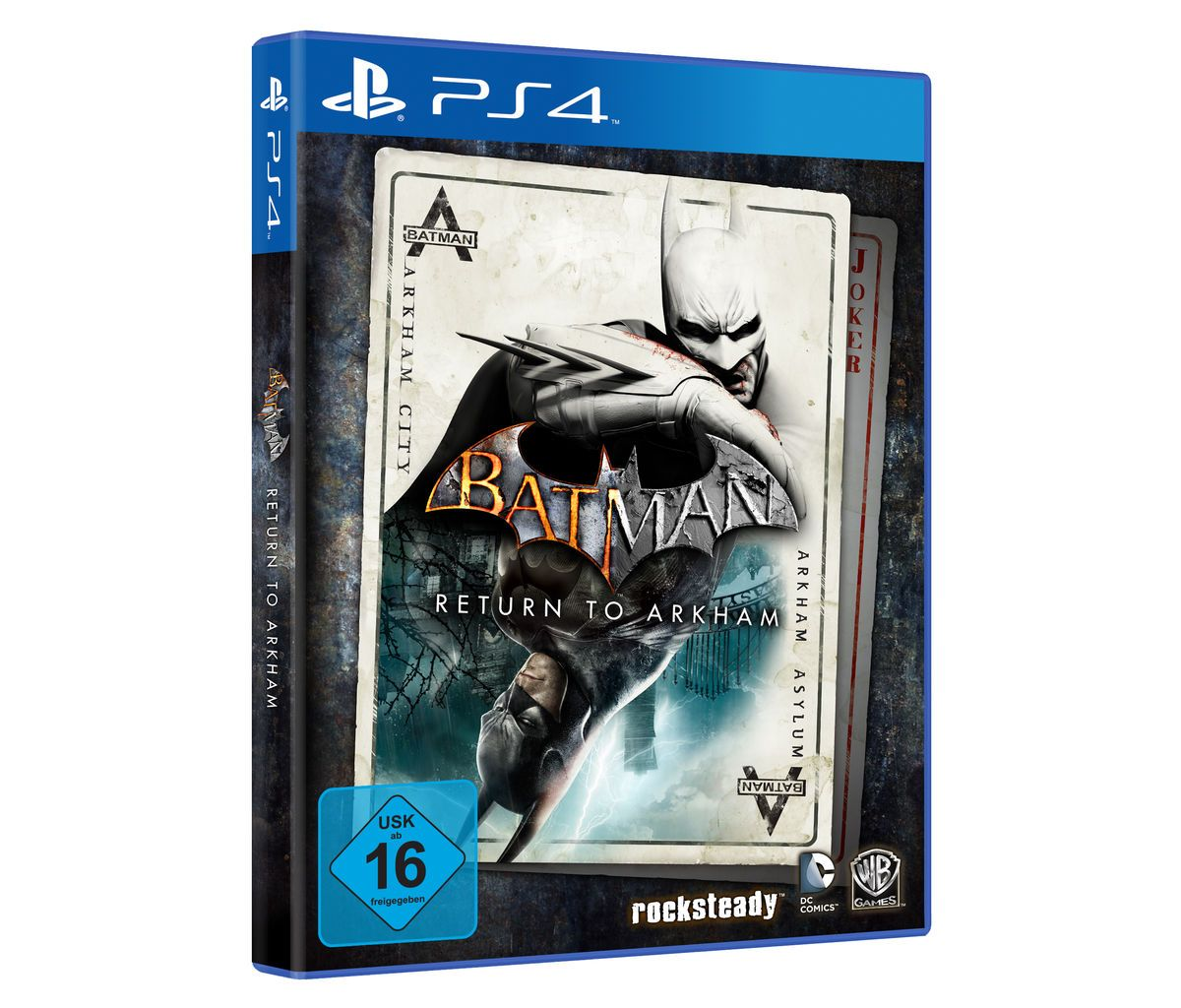 Warner Games Playstation 4 - Spiel »Batman: Ret...