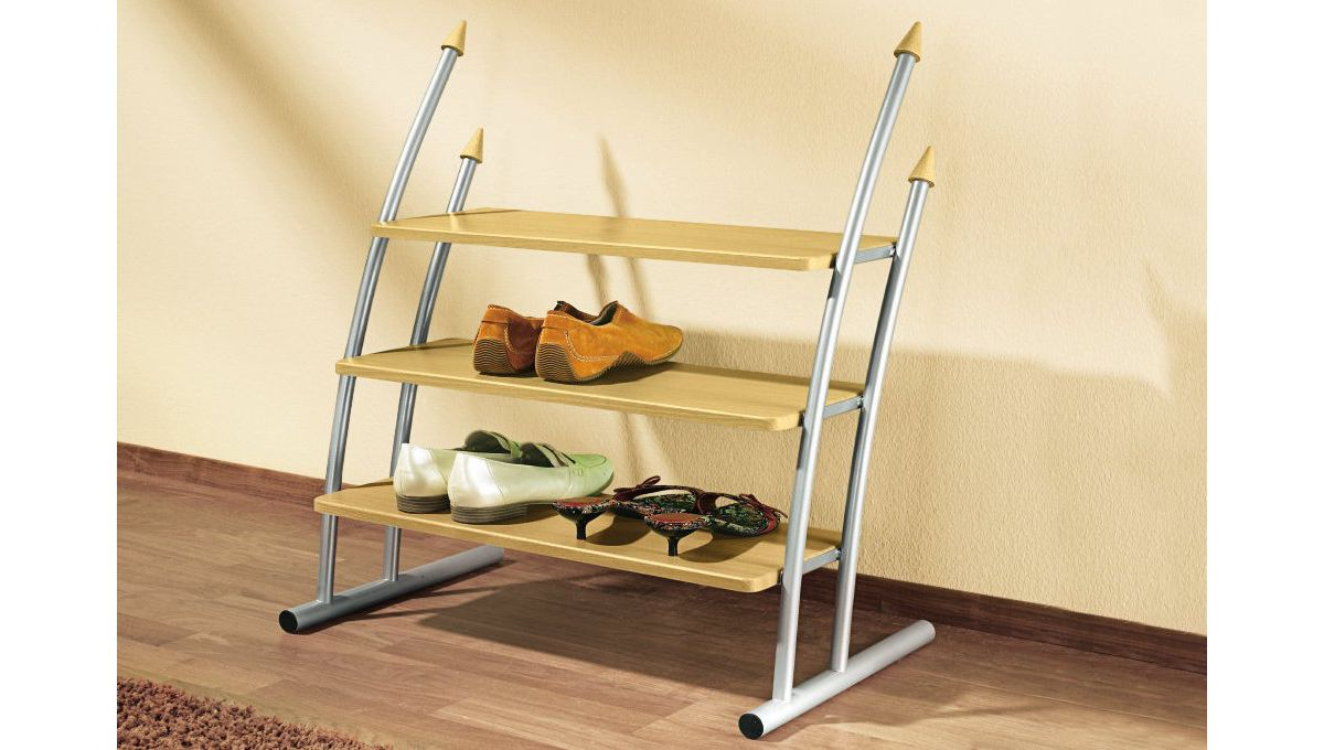 schuhtreppe schuhregal billig kaufen. Black Bedroom Furniture Sets. Home Design Ideas