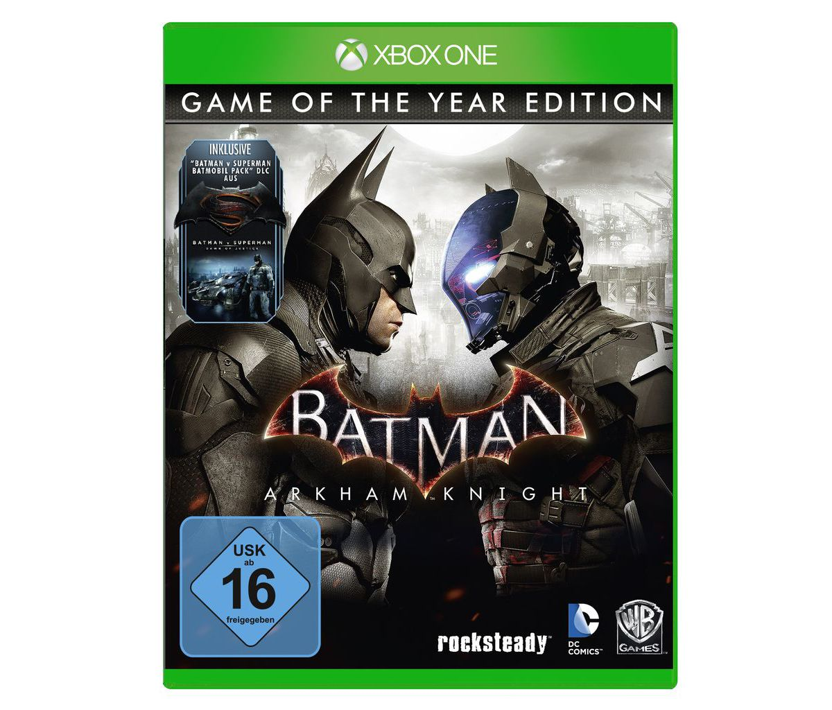 Warner Games XBOX One - Spiel »Batman: Arkham K...
