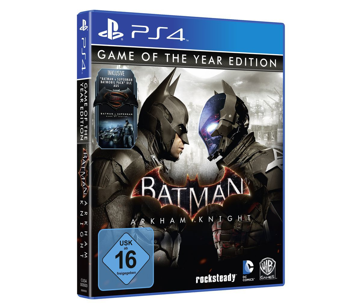 Warner Games Playstation 4 - Spiel »Batman: Ark...