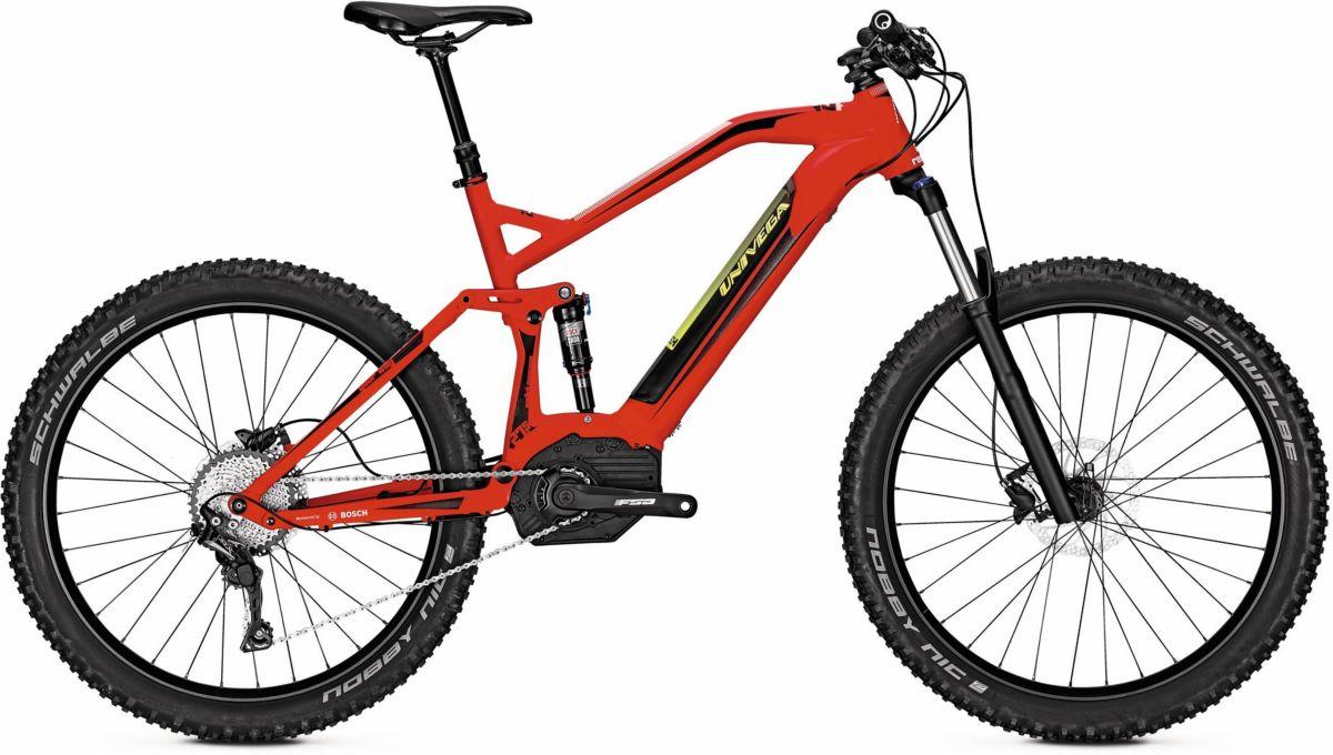 Univega erren E-Bike ATB, 27 Zoll, 11 Gang Shim...