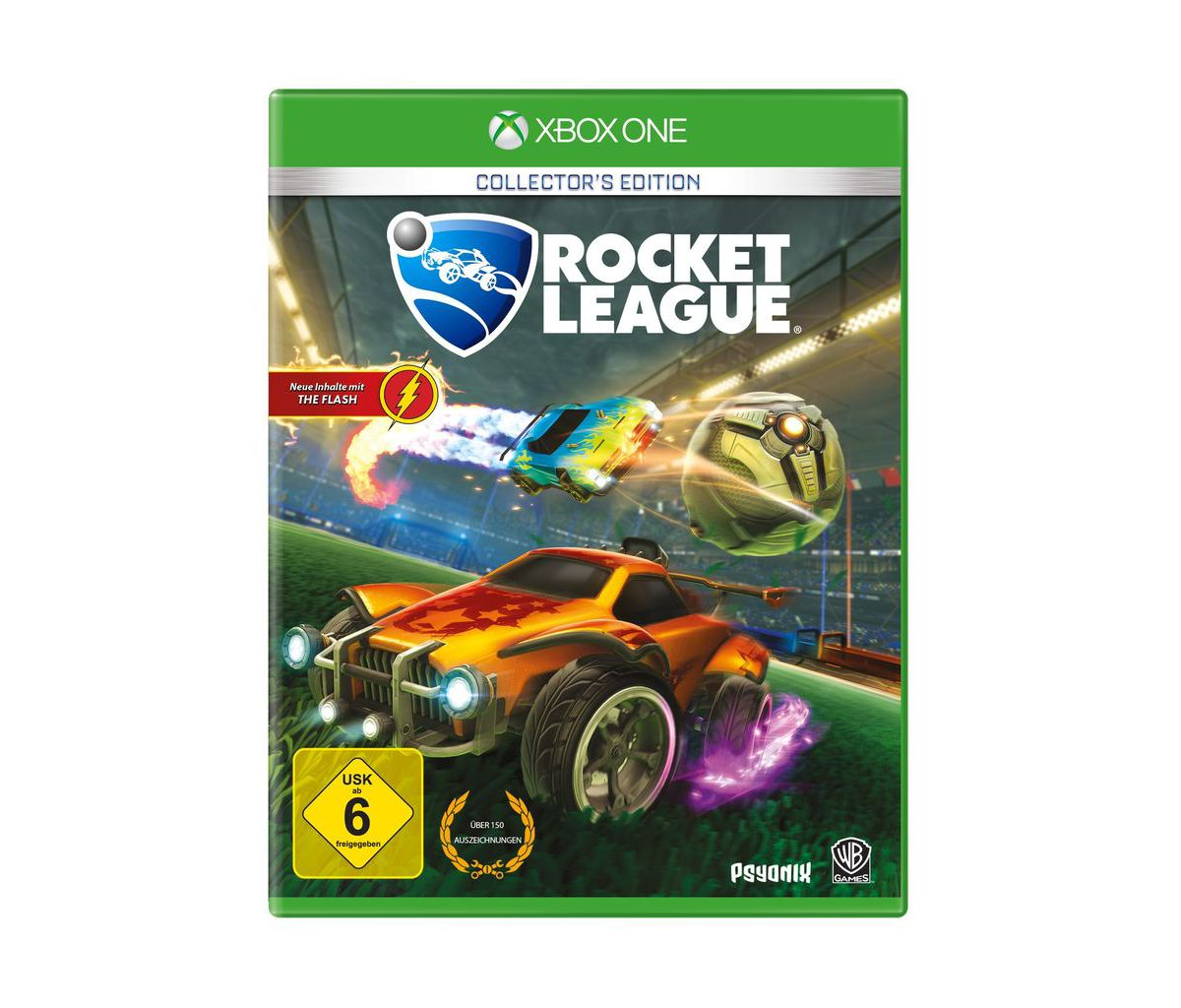 Warner Games XBOX One - Spiel »Rocket League Co...