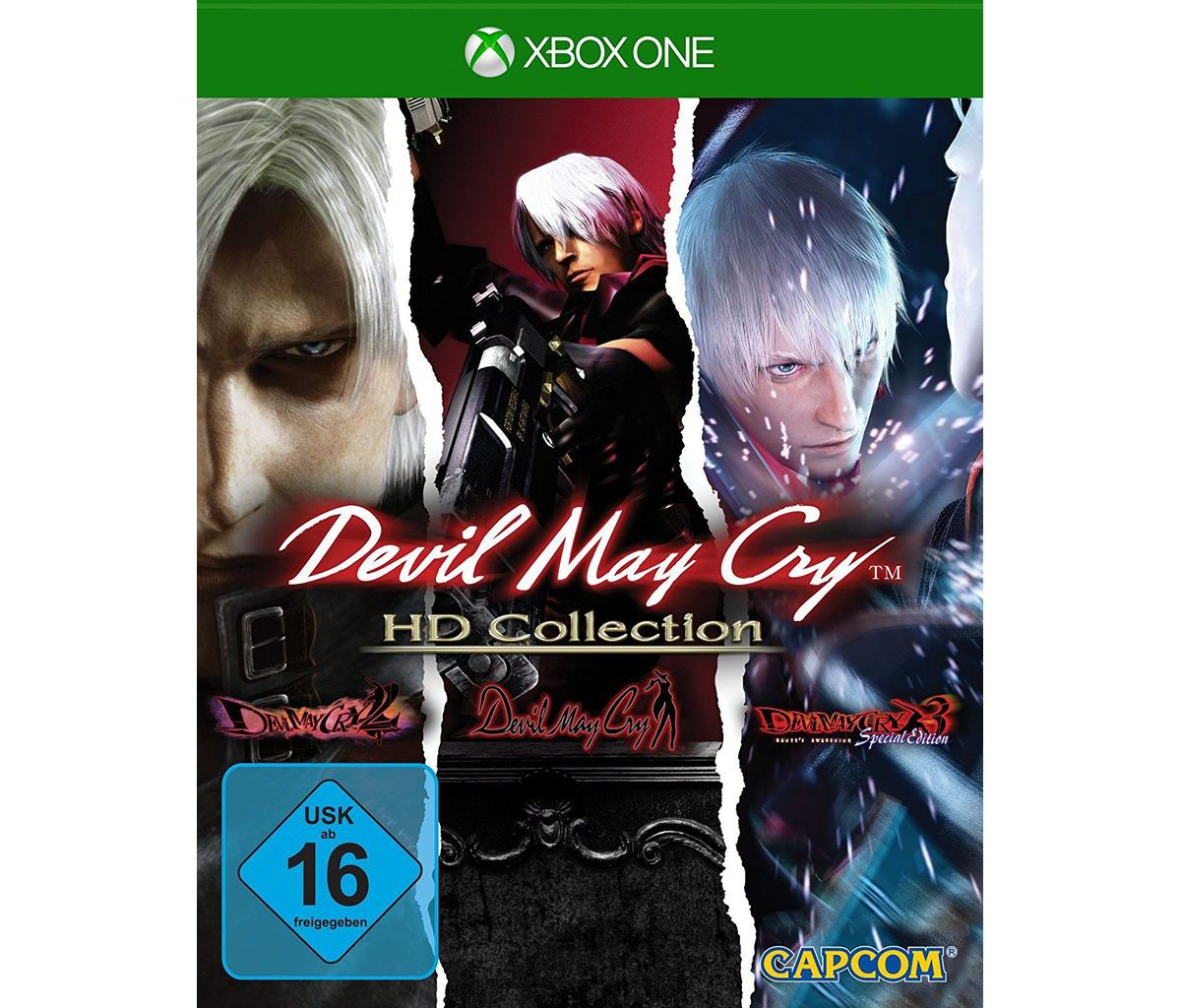 Capcom XBOX One - Spiel »Devil May Cry HD Colle...