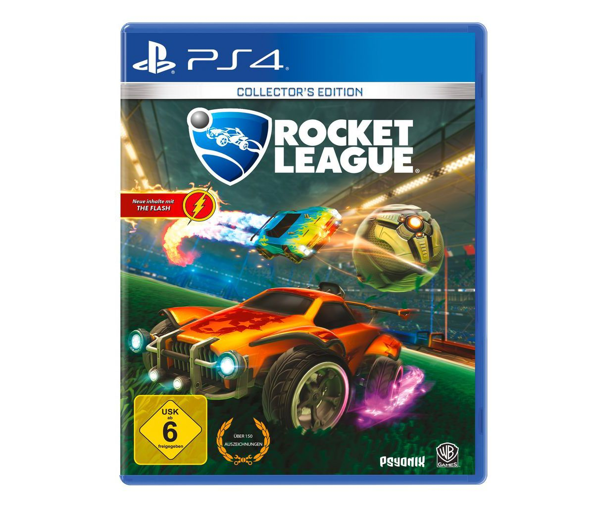 Warner Games Playstation 4 - Spiel »Rocket Leag...