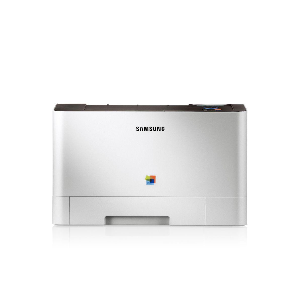 Samsung CLP-415N Color Laser Drucker »kompakter...