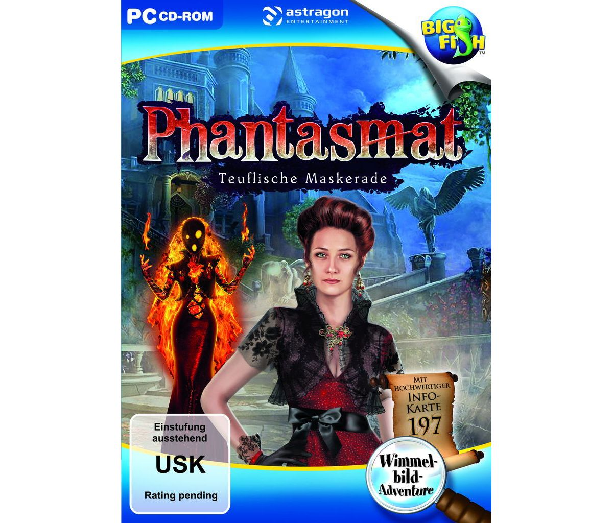 Astragon PC - Spiel »Phantasmat: Teuflische Mas...