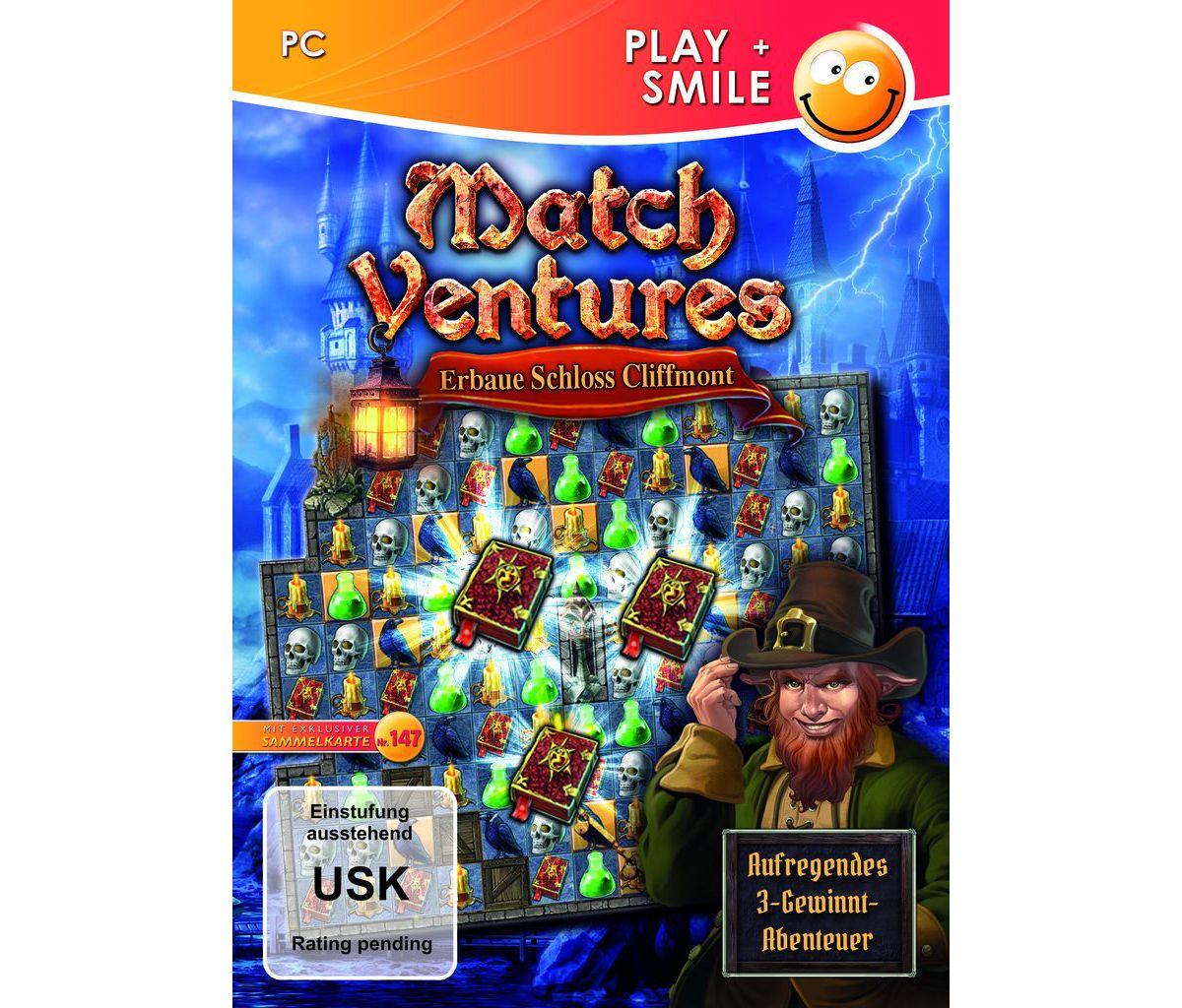 Astragon PC - Spiel »MatchVentures: Erbaue Schl...