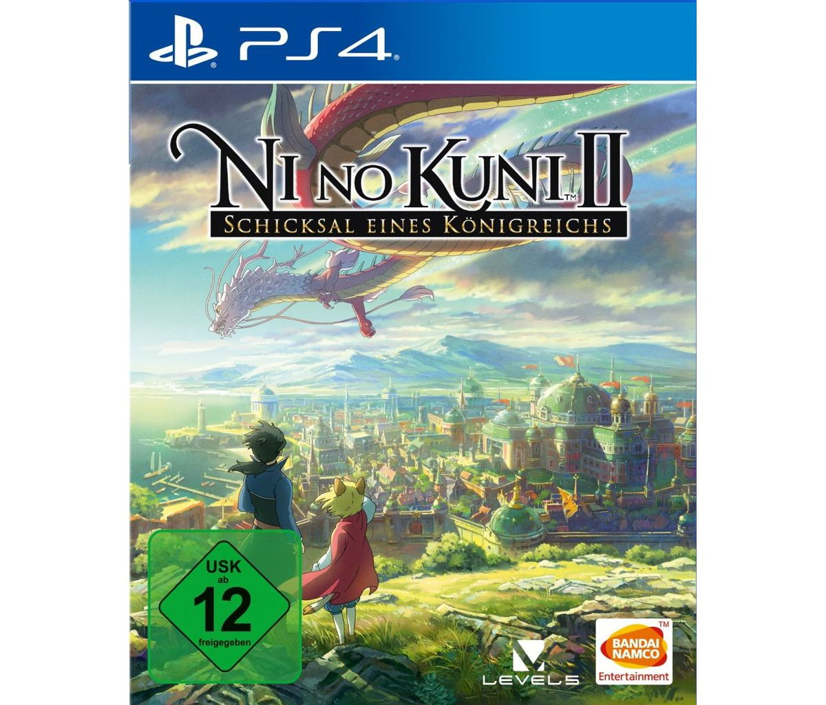 Bandai Playstation 4 - Spiel »Ni No Kuni 2: Sch...