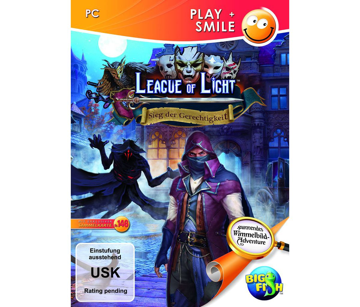 Astragon PC - Spiel »League of Light: Sieg der ...