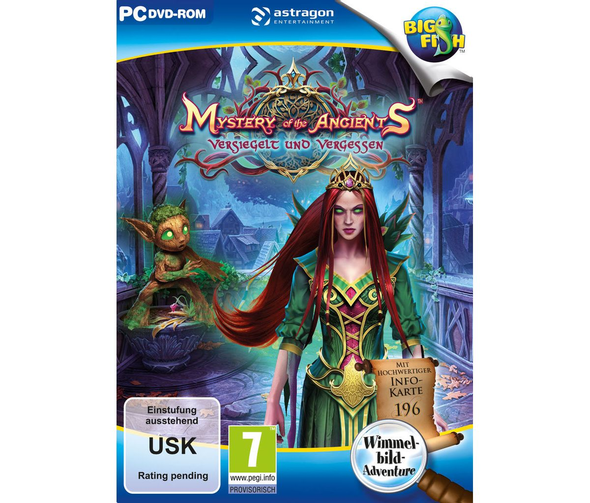 Astragon PC - Spiel »Mystery of the Ancients: V...