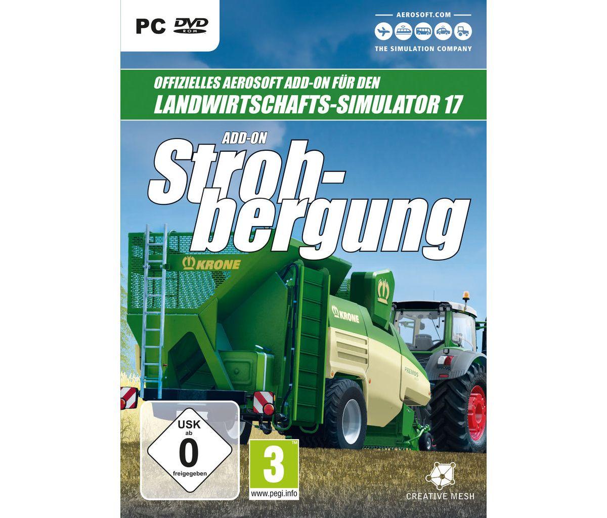 NBG PC - Spiel »LWS 2017 - AddOn Strohbergung«
