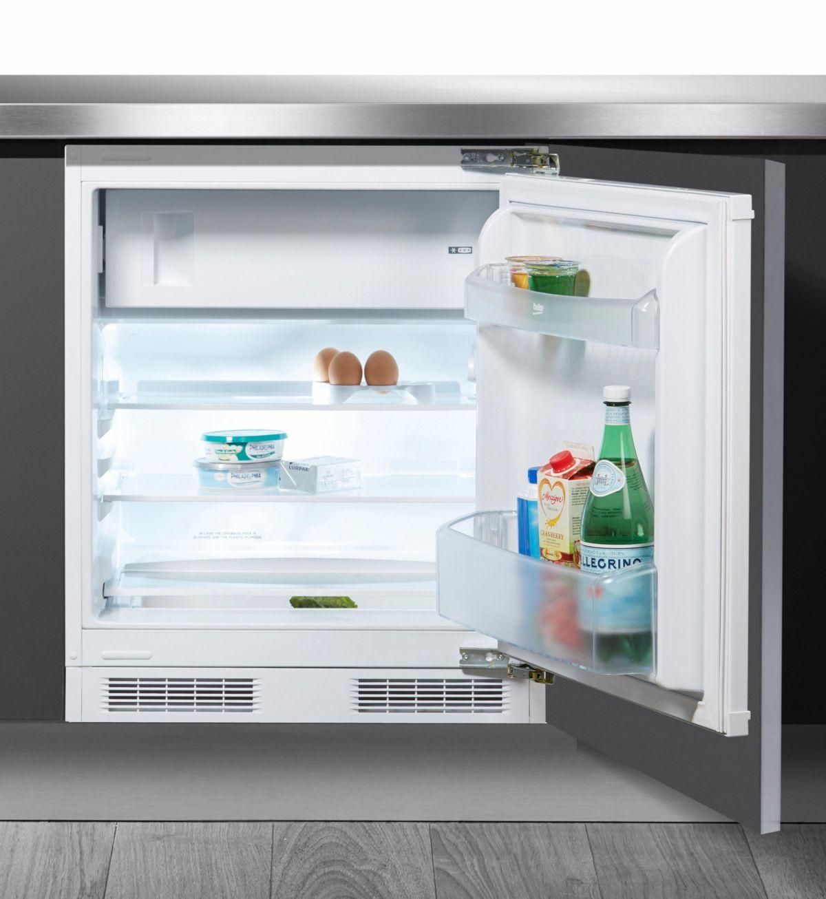 Beko integrierbarer Einbau-Kühlschrank BU 1153