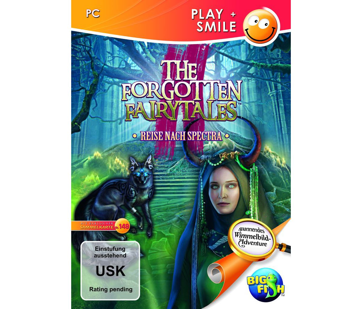 Astragon PC - Spiel »The Forgotten Fairytales: ...