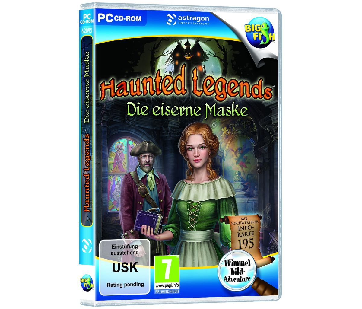 Astragon PC - Spiel »Haunted Legends: Die eiser...