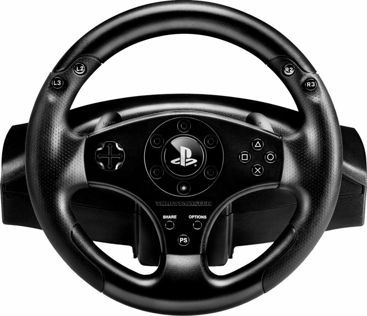 Thrustmaster T80 Racing Wheel Gaming Lenkrad fü...