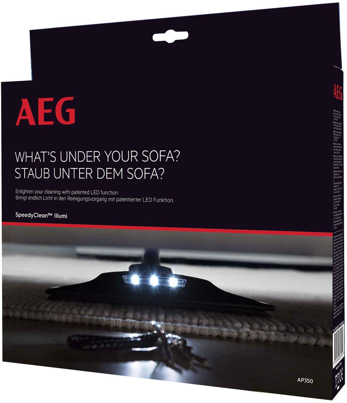 AEG LED Hartbodendüse AP350