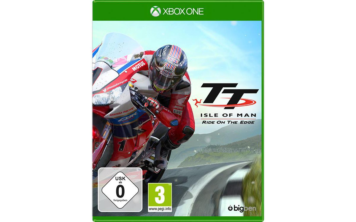 BigBen XBOX One - Spiel »TT - Isle of Man«