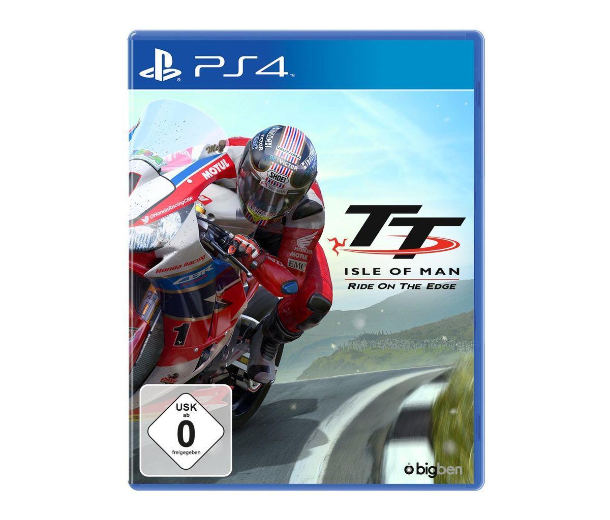 BigBen Playstation 4 - Spiel »TT - Isle of Man«