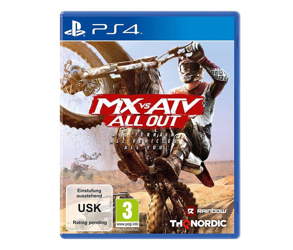 THQ Nordic Playstation 4 - Spiel »MX vs. ATV Al...