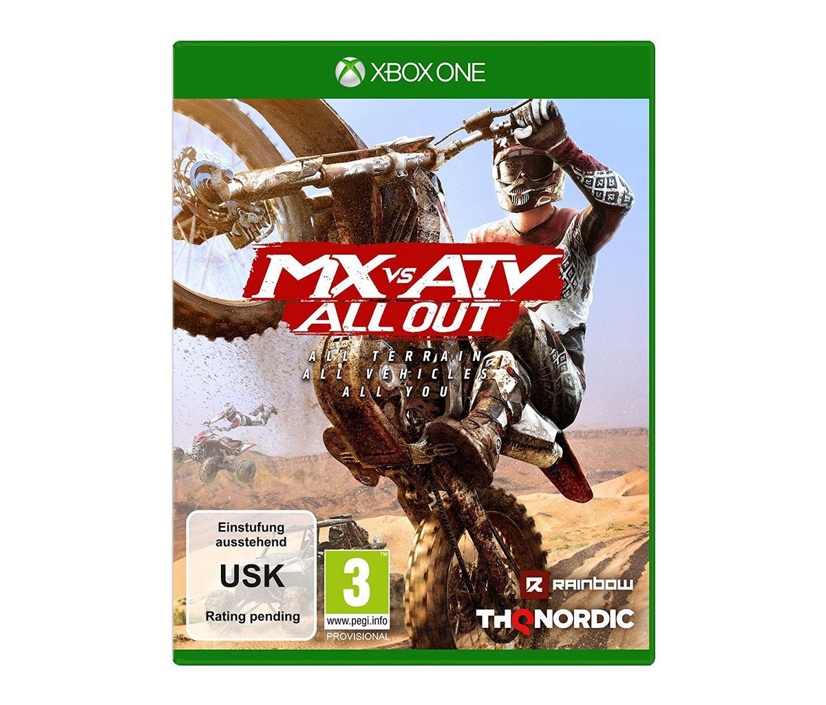 THQ Nordic XBOX One - Spiel »MX vs. ATV All Out«
