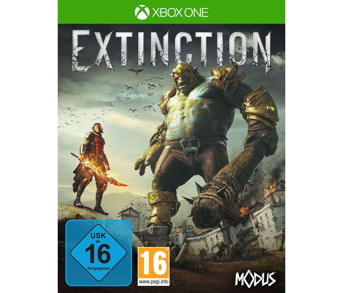 Maximum Games XBOX One - Spiel »Extinction«