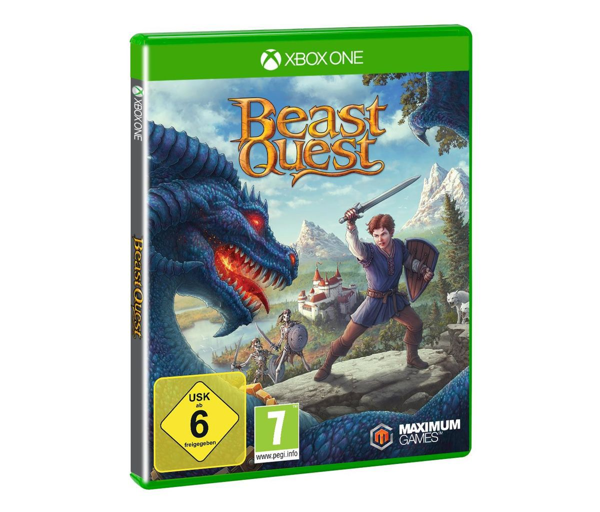 Maximum Games XBOX One - Spiel »Beast Quest«