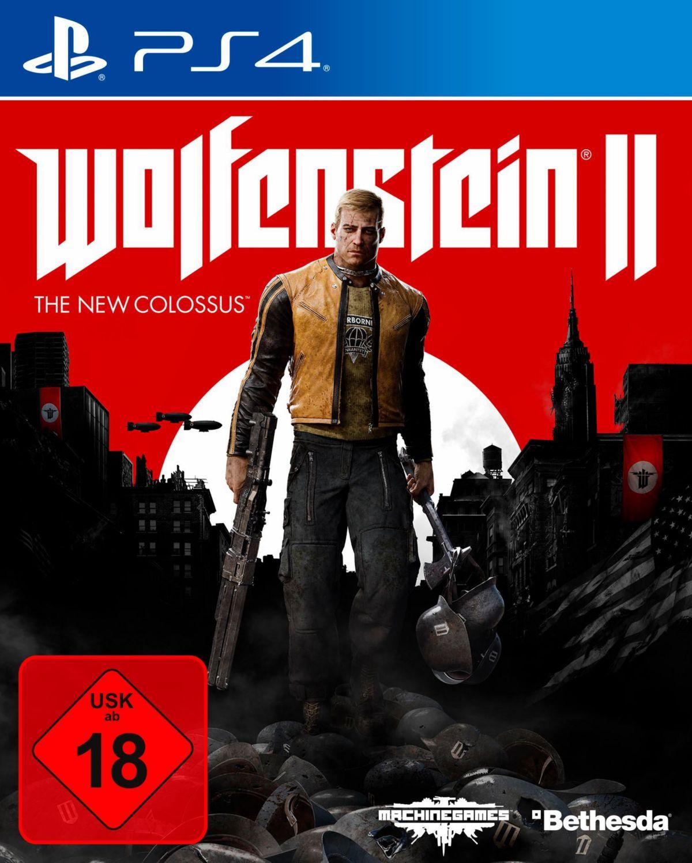 Wolfenstein II: The New Colossus PlayStation 4