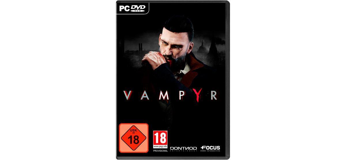 Vampyr PC (Blu-ray Disc)