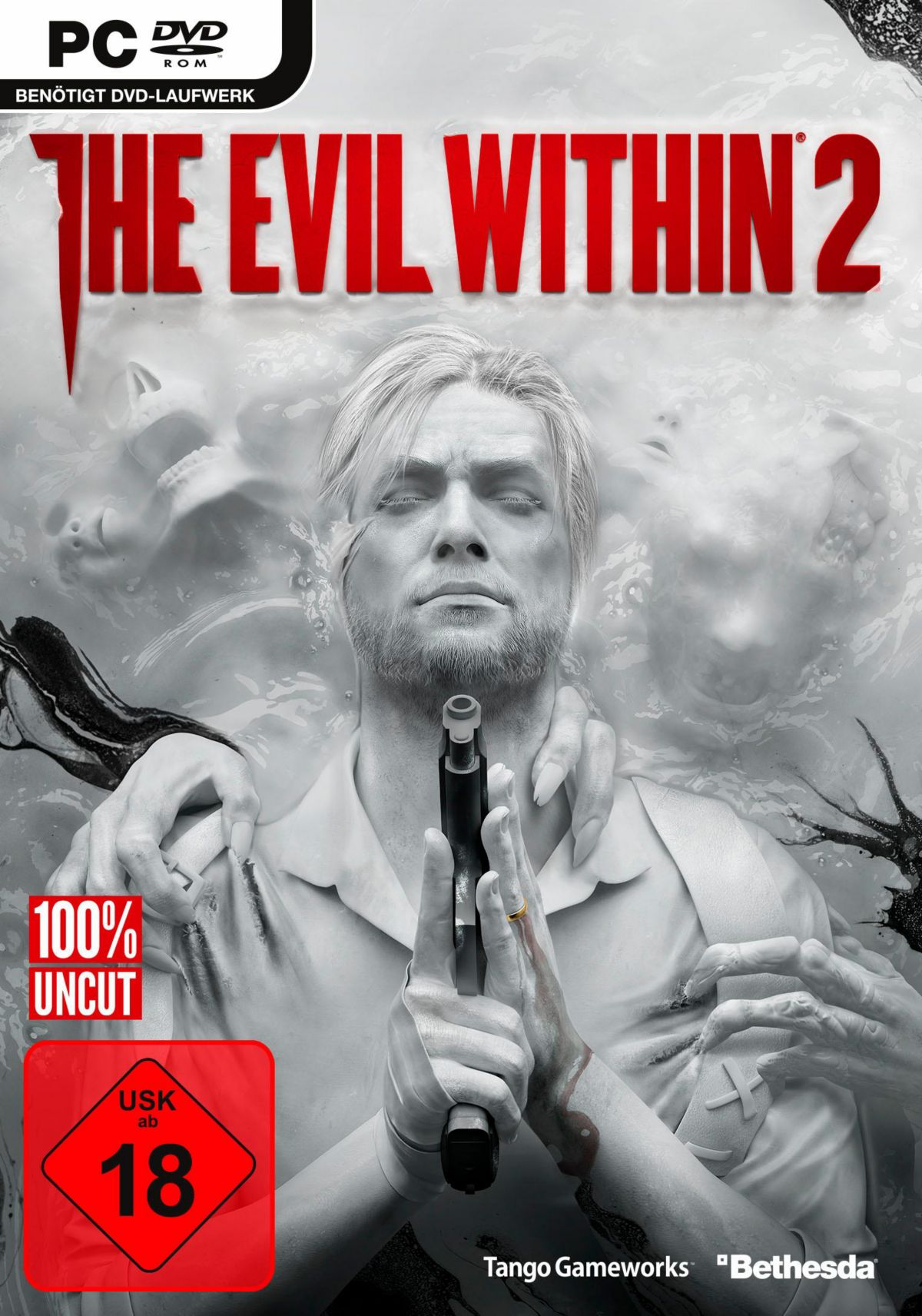 The Evil Within 2 PC (DVD-ROM)