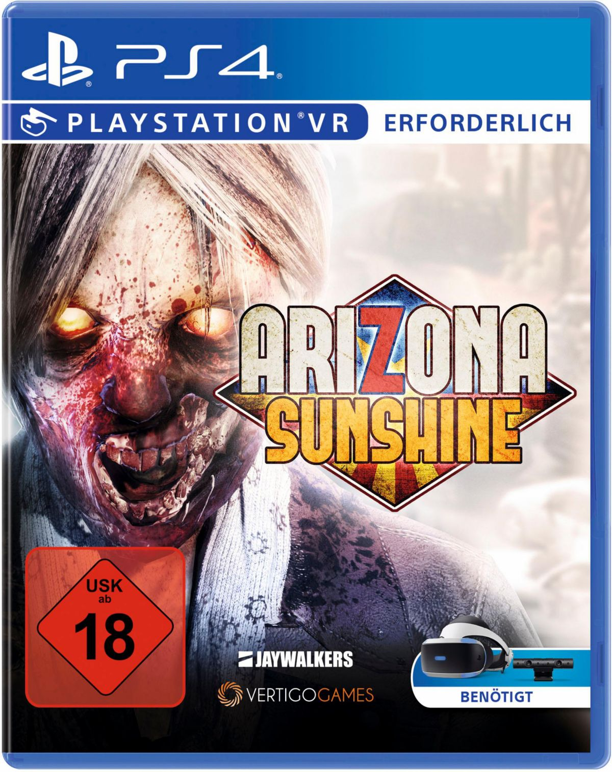 Arizona Sunshine VR PlayStation VR (Download-Code)