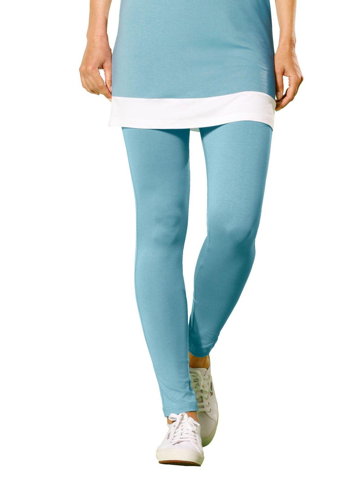 Dress In Leggings mit Gummizugbund