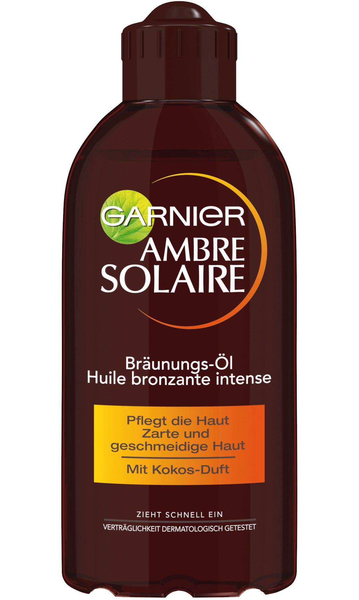 Garnier, »Ambre Solaire Tiefbraun Bräunung«, Sonnenöl