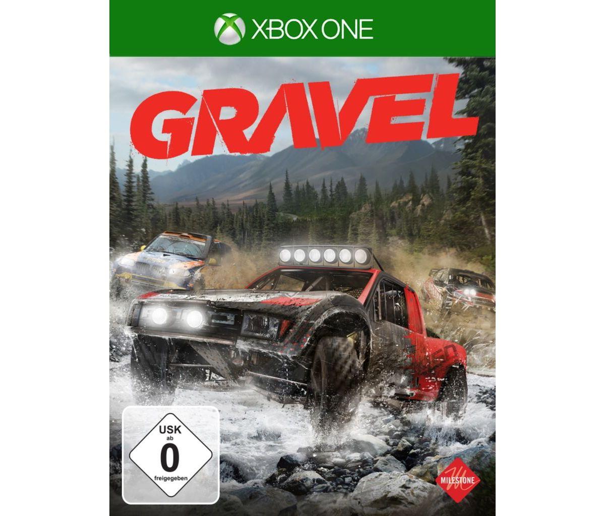 Milestone XBOX One - Spiel »Gravel«