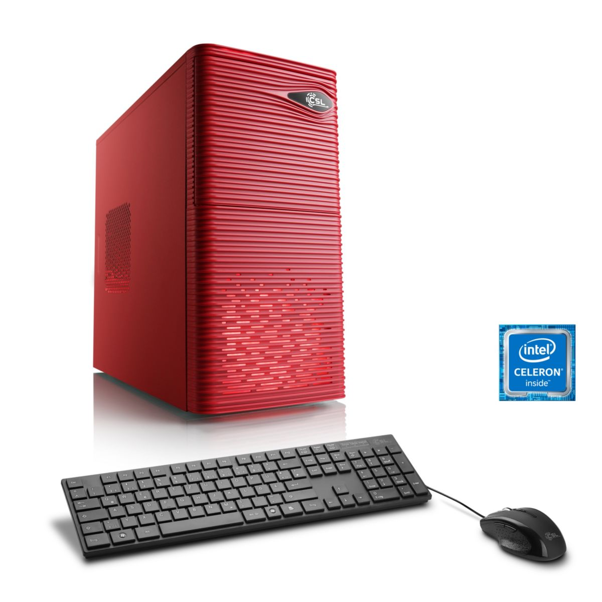 CSL Office PC | Intel QuadCore | Intel HD Graph...