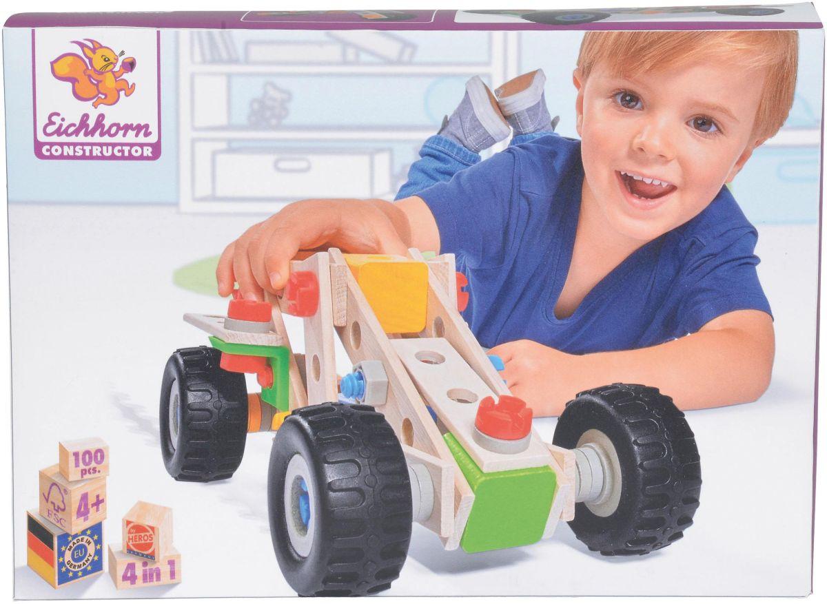 Eichhorn Konstruktionsspielzeug, »Constructor, ...
