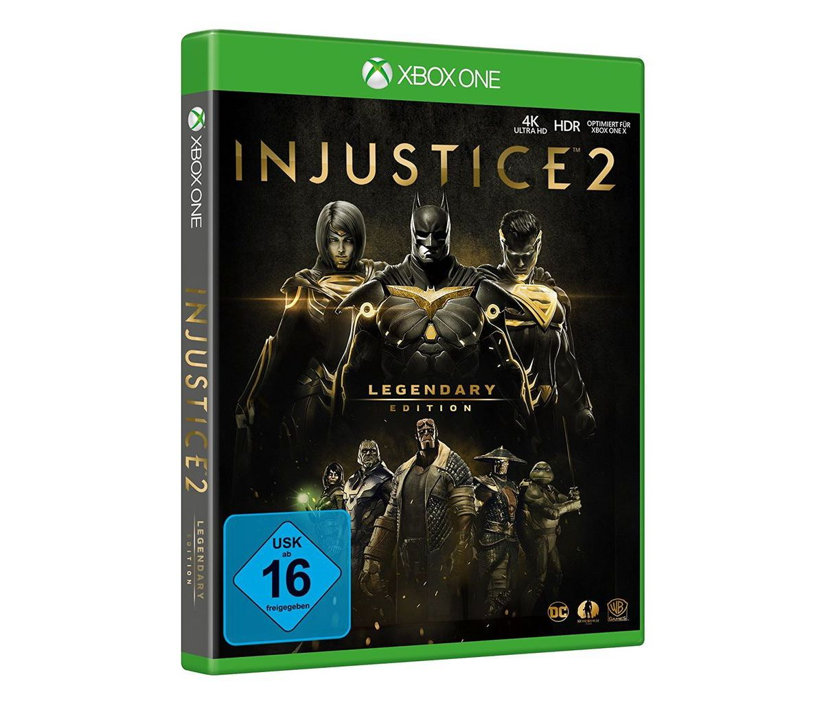 Warner Games XBOX One - Spiel »Injustice 2 - Le...