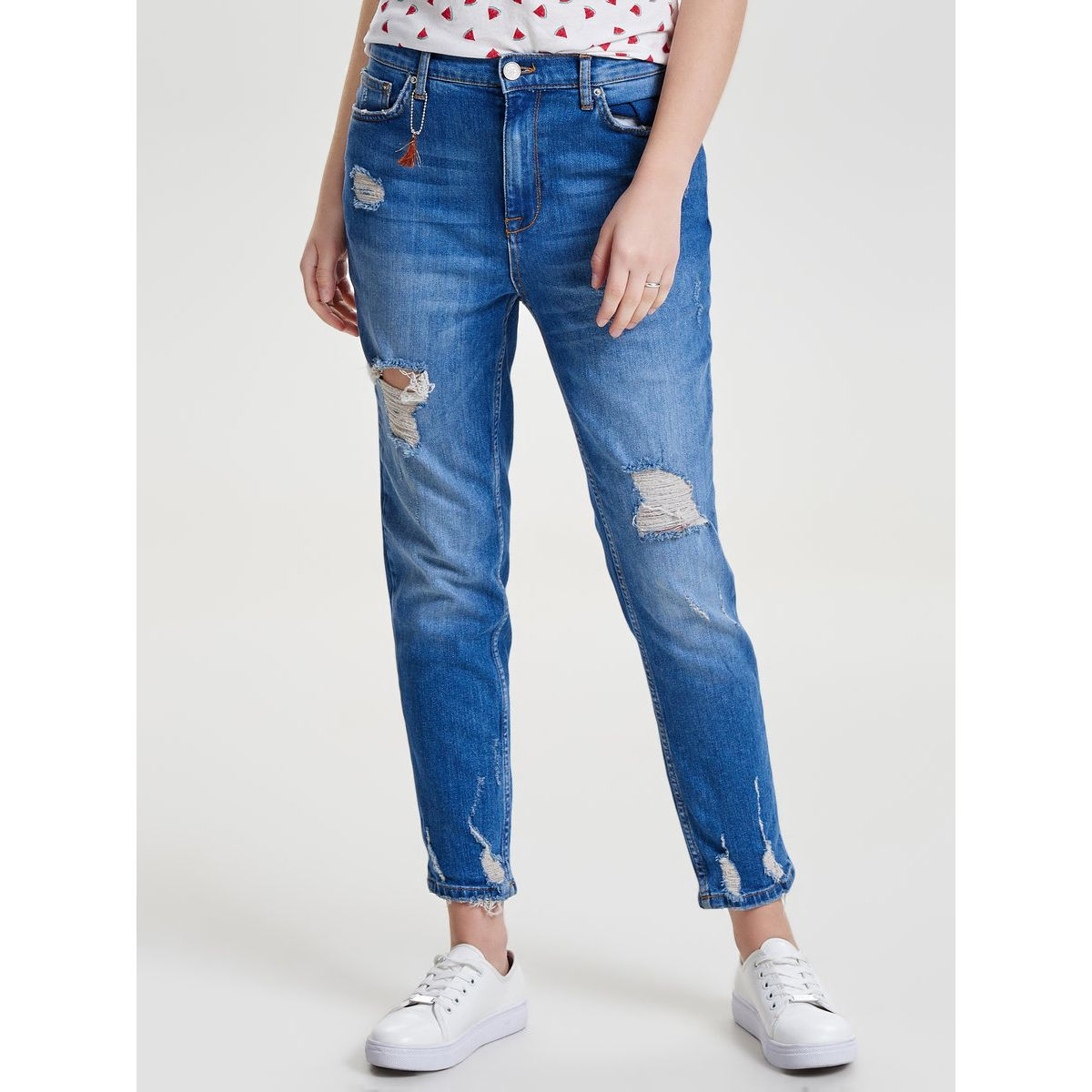 Only Studio mw ankle Boyfriendjeans