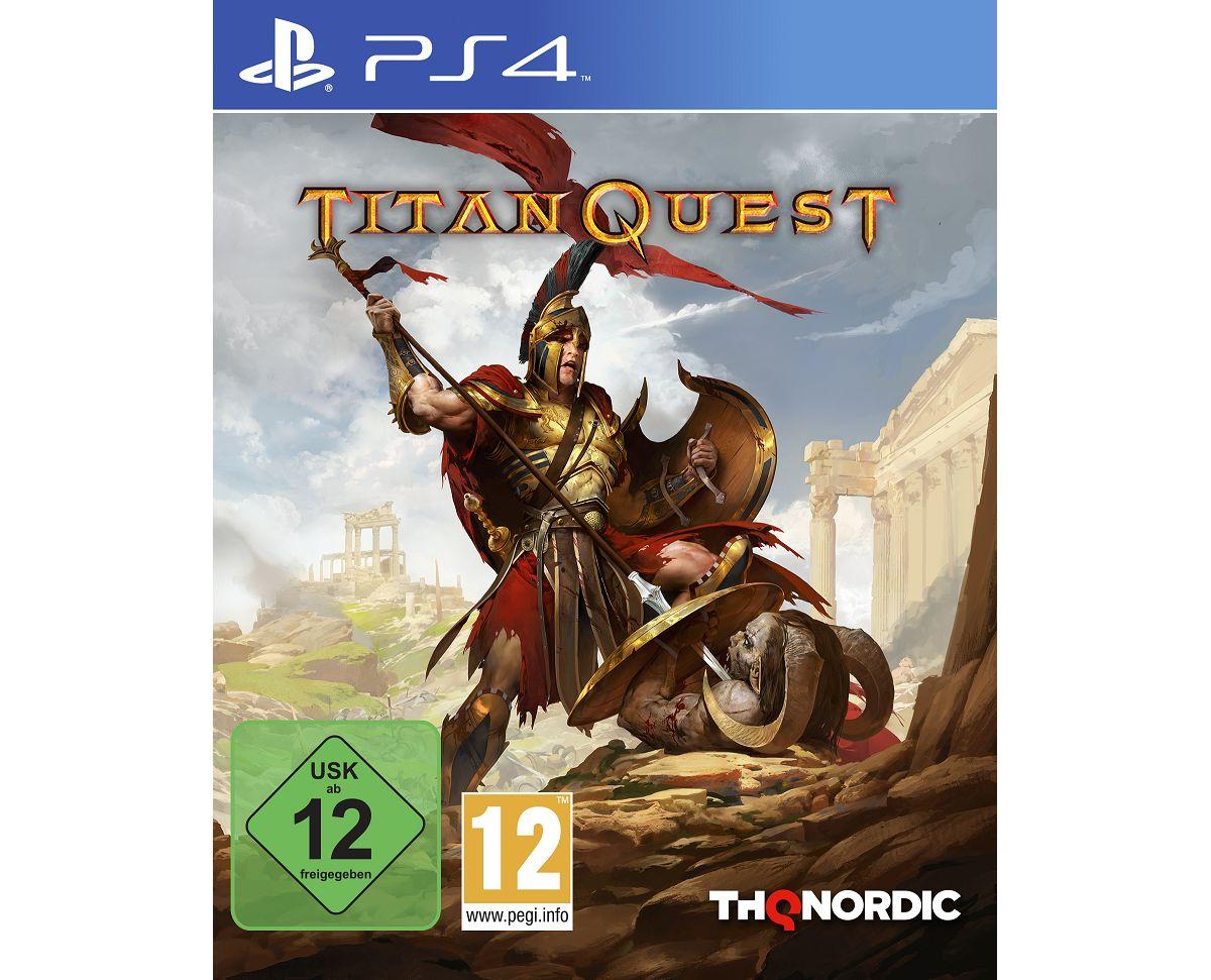 THQ Nordic Playstation 4 - Spiel »Titan Quest«