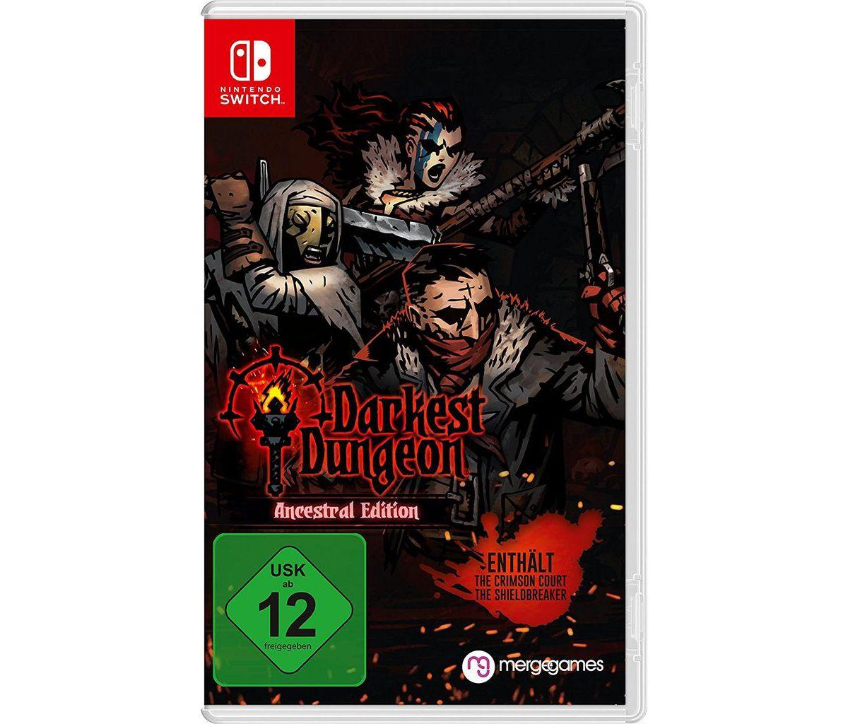 NBG Nintendo Switch - Spiel »Darkest Dungeon: C...