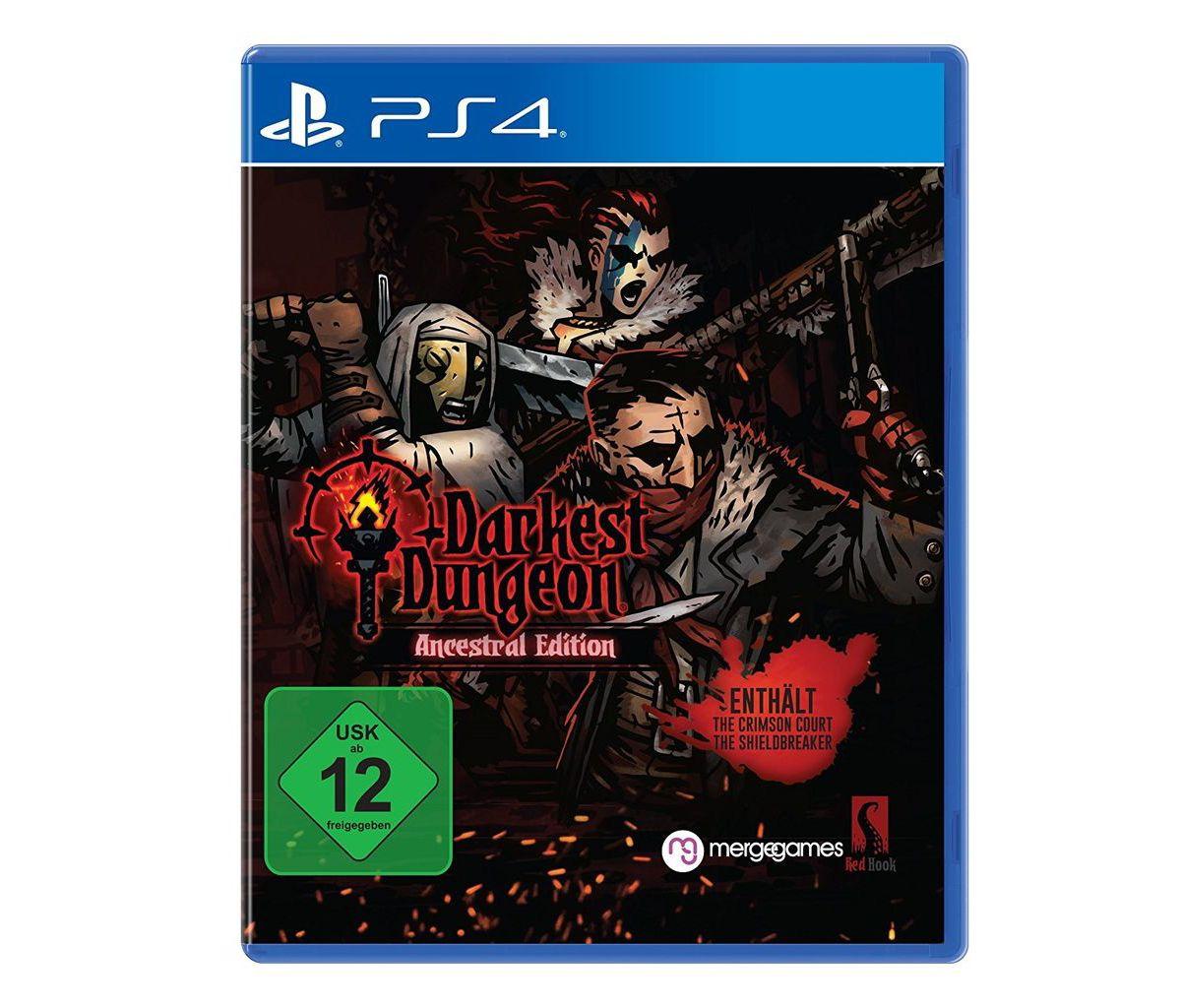 NBG Playstation 4 - Spiel »Darkest Dungeon: Cri...