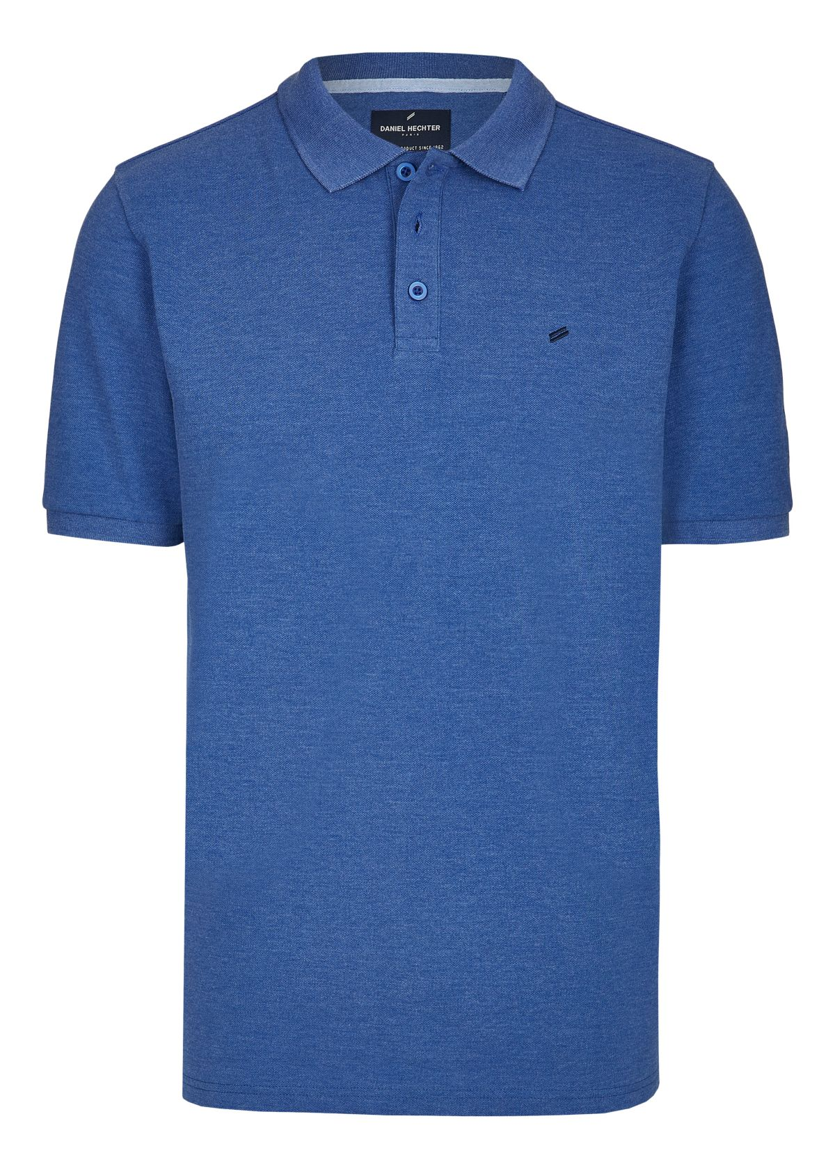 Daniel Hechter Basic Polo in Modern Fit Passform