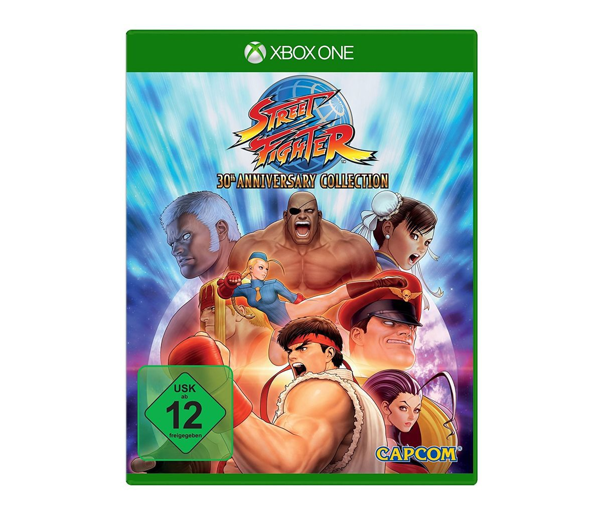 Capcom XBOX One - Spiel »Street Fighter Anniver...