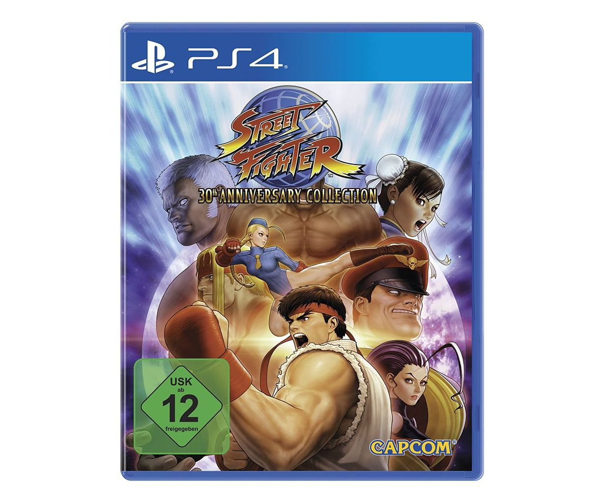 Capcom Playstation 4 - Spiel »Street Fighter An...
