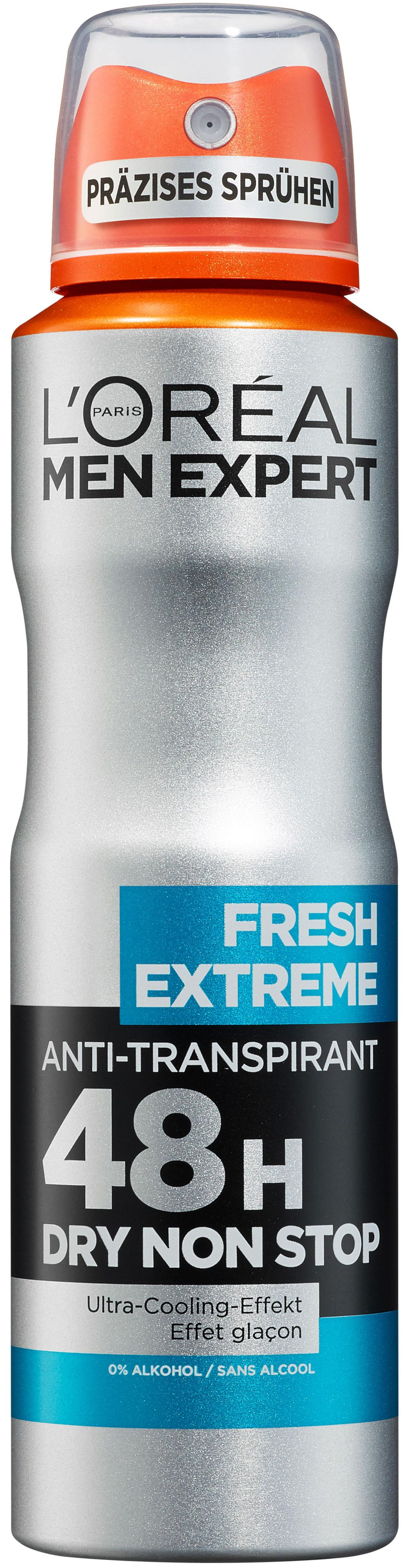L´oréal Paris Men Expert, »Fresh Extreme«, Deo-Spray