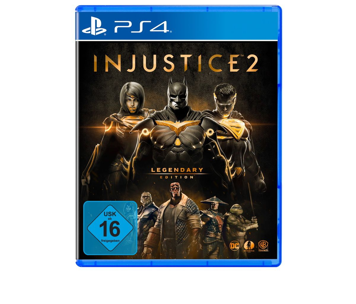 Warner Games Playstation 4 - Spiel »Injustice 2...